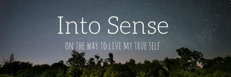 Into Sense